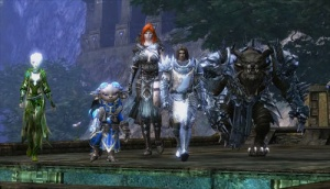 Some Of The Guild Wars 2