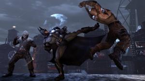 Batman Just Generally Kicking Ass
