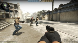 Some Counter Strike Action