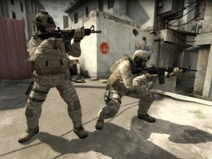 Team Play Is Key In Counter Strike