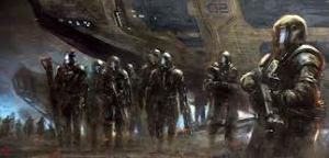 Some Troops From Dust 514