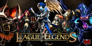 League Of Legends Also A Major League Gaming E-Sport Sensation