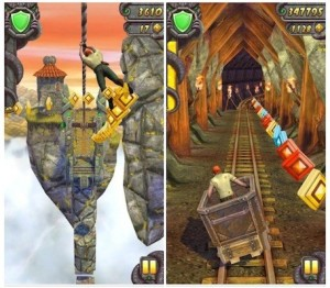 Temple Run 2 In Action