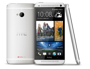 HTC One In White