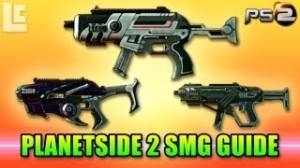 All Three New SMG's